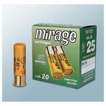Brokový náboj Mirage 20/70 T3 28 g brok 3,1 mm