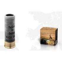 Brokový náboj S&B 12/70 Buck Shot 32 g brok 4,5 mm