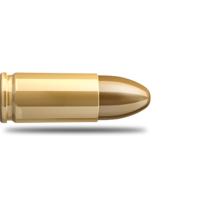 Pistolový náboj S&B 9 mm Luger FMJ 8 g