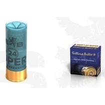 Brokový náboj S&B 12/70 Skeet 24 Super