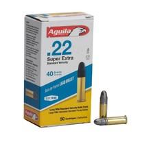 Náboj Aguila 22 LR Super Extra LSP 2,6 g