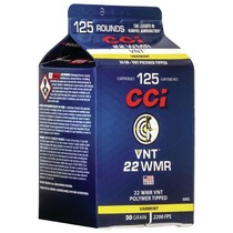 Náboj CCI 22 WMR VNT 30 gr