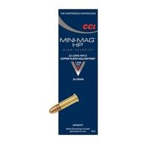 Náboj CCI MINI-MAG HP 22 LR