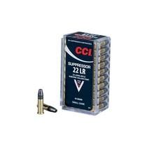 Náboj CCI Suppressor HP 22 LR