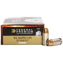Náboj Federal .45 Auto +P HST JHP 14,9 g / 230 grs