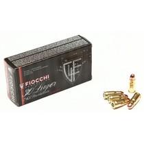 Náboj Fiocchi 30 Luger FMJ 6 g / 93 grs