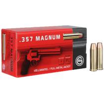 Náboj Geco 357 Magnum FMJ 10,2 g