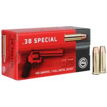 Náboj Geco 38 Special FMJ 10,2 g