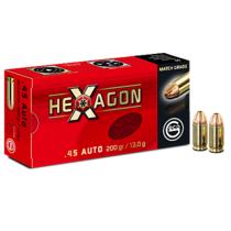 Náboj Geco 45 Auto Hexagon 13 g