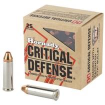 Náboj Hornady .38 Special FTX Critical Defense 7,1 g / 110 grs