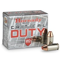 Náboj Hornady .45 ACP +P FlexLock Critical Duty 14,3 g / 220 grs