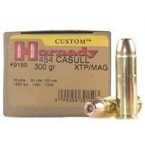Náboj Hornady 454 Casull XTP 19,44 g / 300 grs