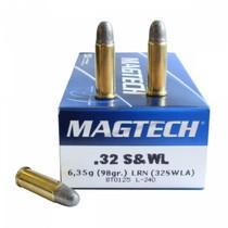 Náboj  Magtech 32 S&W Long LRN 6,35 g