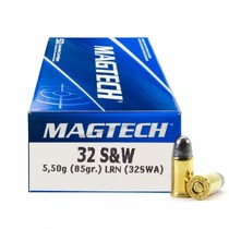Náboj  Magtech 32 S&W Short LRN 5,5 g