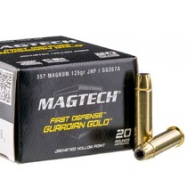 Náboj Magtech 357 Magnum JHP Guardian Gold 8,1g