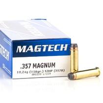 Náboj Magtech 357 Magnum SJHP 10,24 g