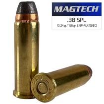 Náboj Magtech 38 Special SJSP 10,24 g