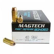 Náboj Magtech 40 S&W First Defence JHP 11,66 g