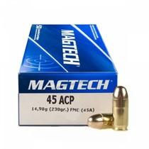 Náboj Magtech 45 ACP FMJ 14,9 g