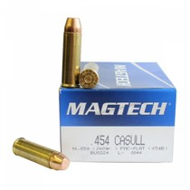 Náboj Magtech 454 Casull FMJ 16,85 g