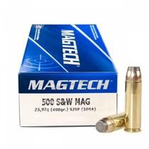Náboj Magtech 500 S&W SJSP  25,92 g