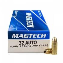 Náboj Magtech 7,65 Browning JHP 4,6 g