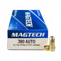 Náboj Magtech 9 Browning FMJ 6,15 g