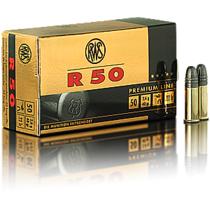 Náboj RWS R 50 22 LR