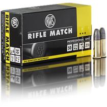 Náboj RWS Rifle Match 22 LR