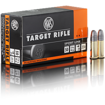 Náboj RWS Target Rifle 22 LR
