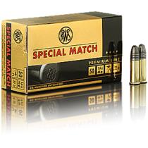Náboj RWS Special Match 22 LR