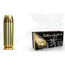 Pistolový náboj S&B 10mm AUTO JHP 11,7 g