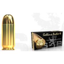Pistolový náboj S&B 45 AUTO FMJ 14,9 g