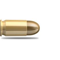 Pistolový náboj S&B 45 GAP FMJ 14,9 g