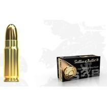 Pistolový náboj S&B 7,62x25 Tokarev FMJ 5,5 g