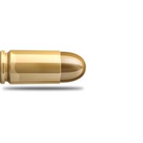 Pistolový náboj S&B 9 mm Browning Court FMJ 6 g