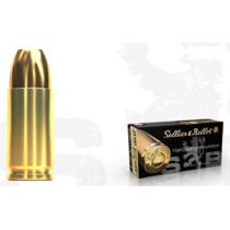 Pistolový náboj S&B 9 mm Luger JHP 7,5 g