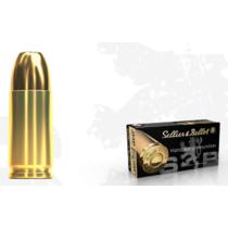Pistolový náboj S&B 9 mm Luger JHP 8 g