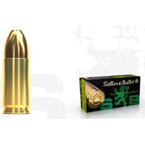 Pistolový náboj S&B 9 mm Luger NON TOX TFMJ 8 g