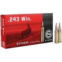 Kulový náboj Geco 243 Win. Express 4,9g