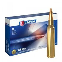 Kulový náboj Lapua 308 Win FMJBT Subsonic 13 g