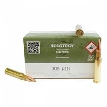 Kulový náboj Magtech 308 Win FMJ First Defense Tactical 9,72 g