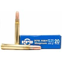 Kulový náboj Prvi Partizan 375 H&H SP RN 19,5 g