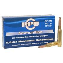 Kulový náboj Prvi Partizan 6,5x54 Mannlicher Schoenauer SP 10,1 g