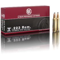 Kulový náboj RWS 223 Rem TMS 3,6 g