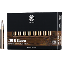 Kulový náboj RWS 30R Blaser Evolution 11,9 g