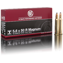 Kulový náboj RWS 5,6x50 R Magnum TMS 4,1 g