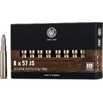 Kulový náboj RWS 8x57 JS ID Classic 12,8 g