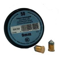 Náboj RWS 9mm Flobert - špičaté