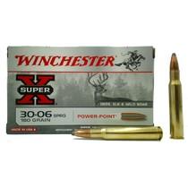 Náboj Winchester Super X 30-06 Spring. Power-Point 11,7 g